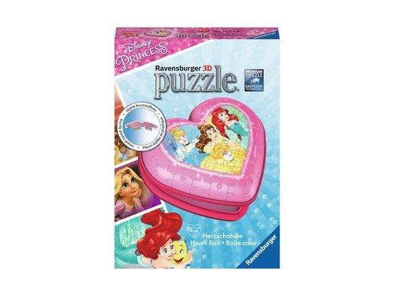 Disney Princess Heart 54Pc