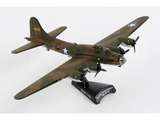 "B-17E Flying Fortress ""My Gal Sal"" 1/155"