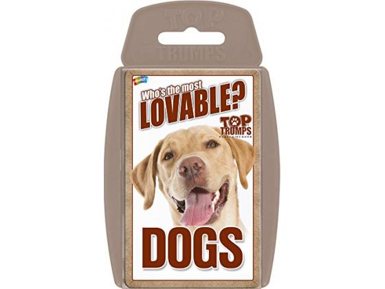Top Trumps: Dogs