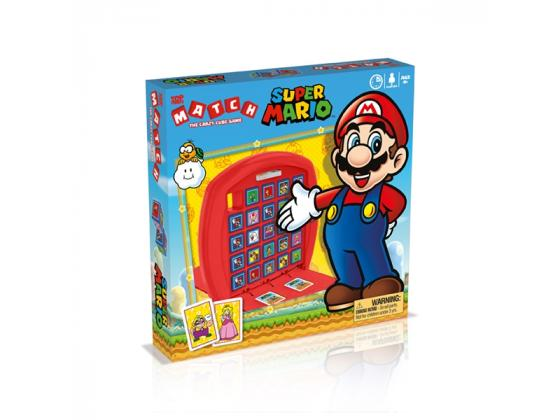 Top Trumps Match: Super Mario