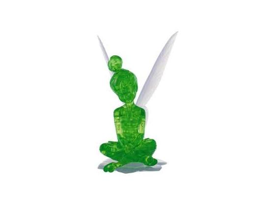 3-D Crystal Puzzle Tinker Bell Level 1