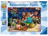 Toy Story 4 To The Rescue 100Pc