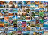 99 Beautiful Places On Earth 1000Pc