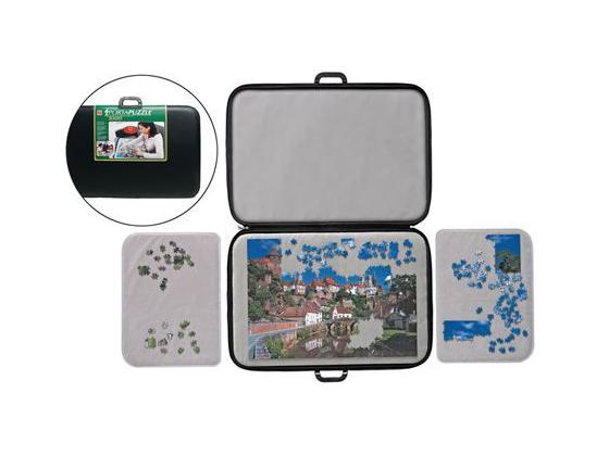 Portapuzzle puzzle travelling and storage kit