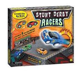 Stunt Derby Racers craft and toy