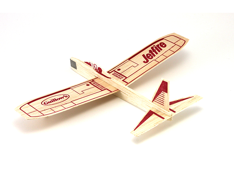A Tiny Post On Simple Fun Guillow S Balsa Wood Gliders Hobby And
