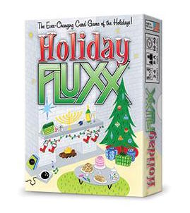 Fluxx card game holiday theme