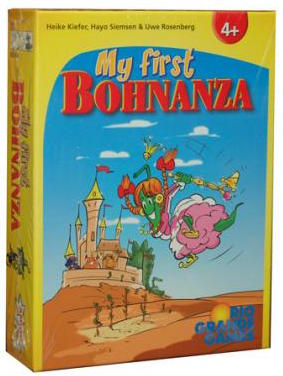 My First Bohnanza board game