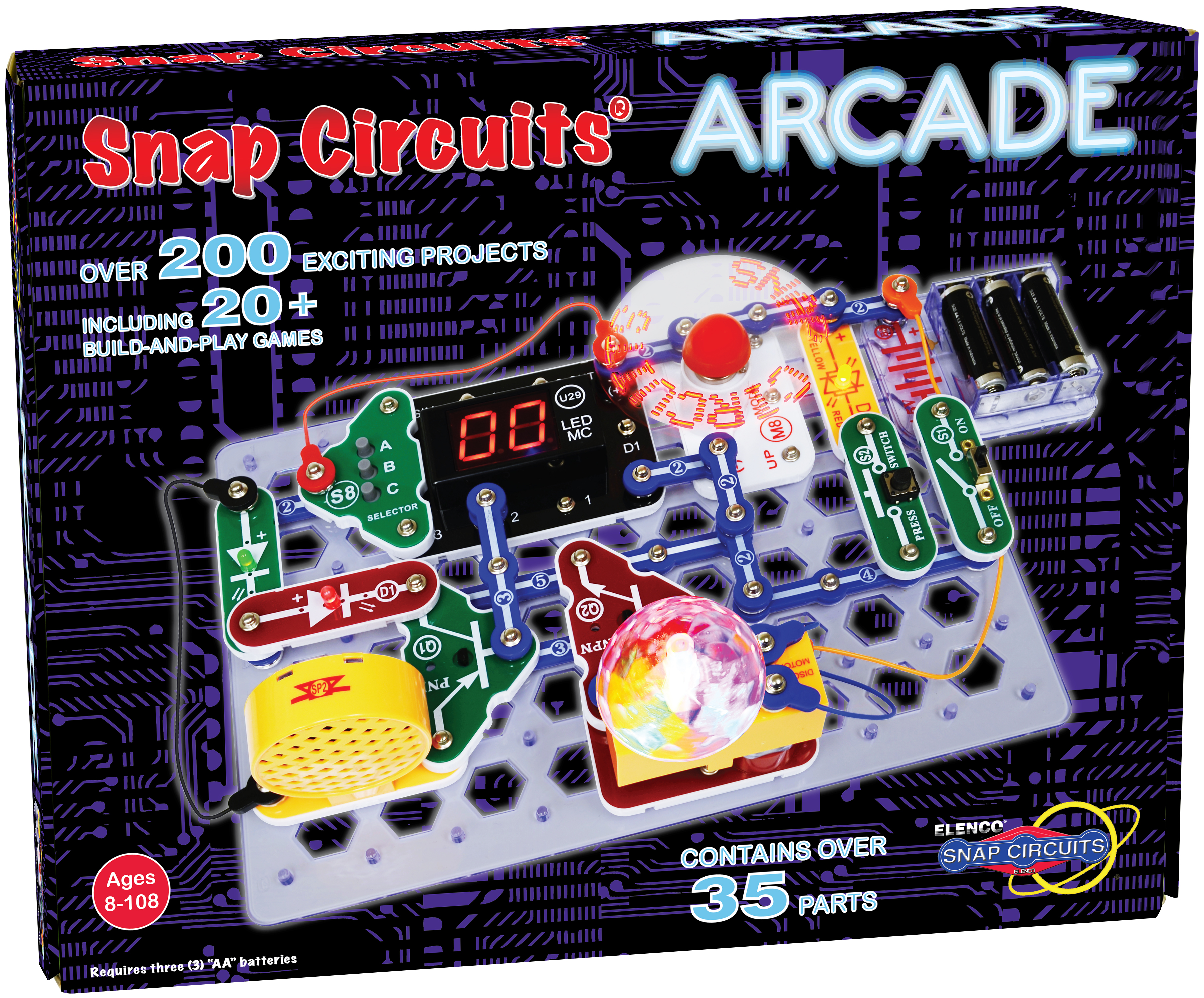 Five Gifts A Curious Mind Wont Be Able To Resist Hobby And Toy Electronic Circuits Central