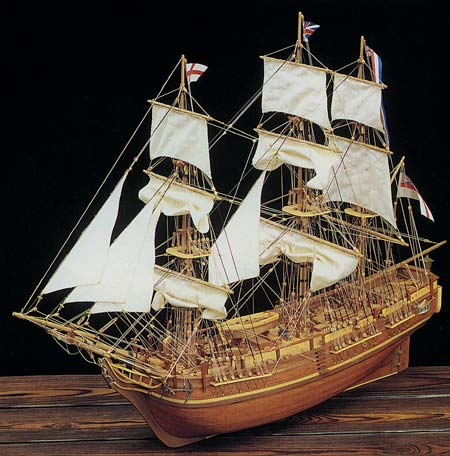 Wooden Model Kits Part 3 Of A 4 Part Series Hobby And