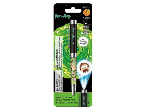 Rick & Morty Projector pen