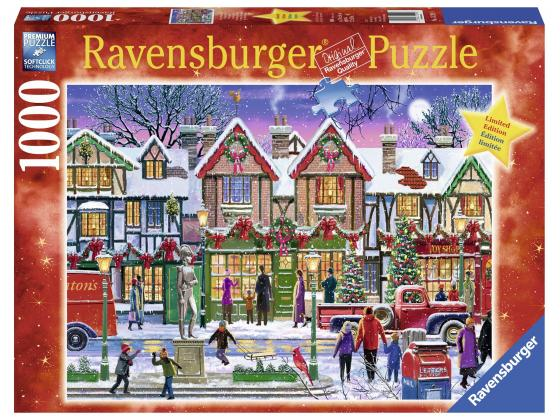 Christmas In The Square 1000Pc