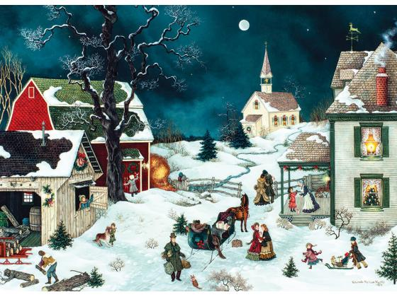 Moonlit Winter 500Pc