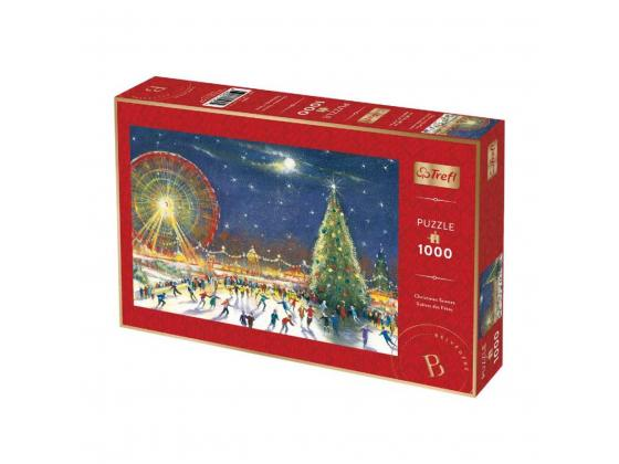Christmas Big Wheel 1000Pc