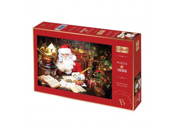 Santa Deep In Thought 1000Pc