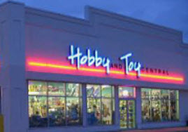 Kitchener Hobby and Toy Central Location