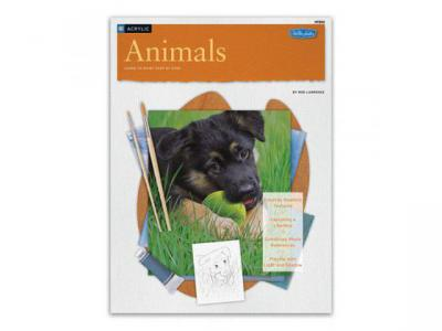 How to art book, Paint Animals