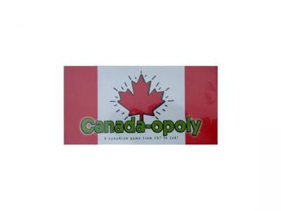 Canada-opoly game