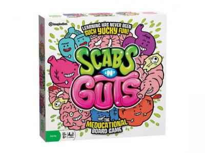 Scabs 'n' Guts game