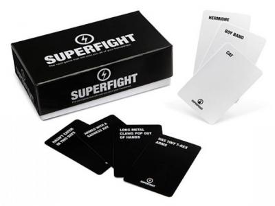 Superfight game