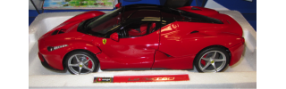 Laferrari 1/18 diecast collectible model car