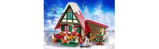 Playmobil Santa's House play set
