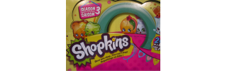 Close-up image of Shopkins box