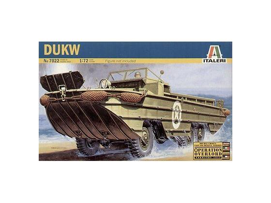 Wwii Dukw 1/72