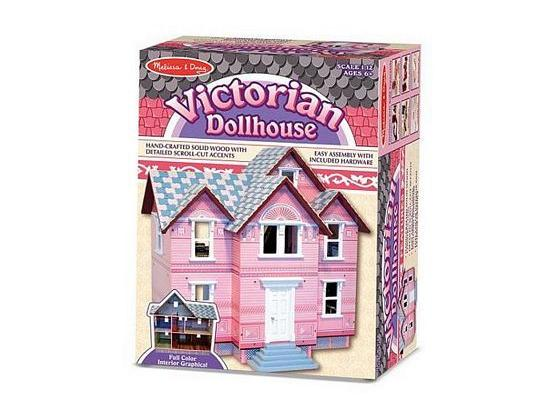 Victorian Dollhouse 1/12 Scale