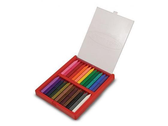 Triangular Crayon Set (24Pc)