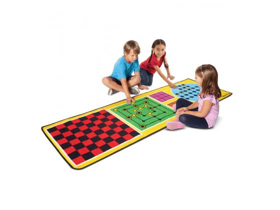 4-In-1 Game Rug