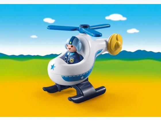 123 Police Copter
