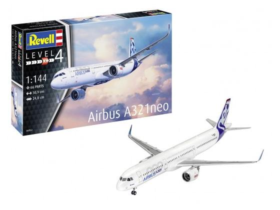 Airbus A321Neo 1/144