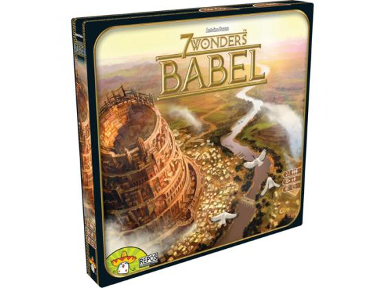 7 Wonders Babel Expansion