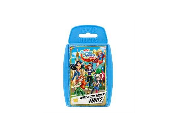 Top Trumps: Dc Superhero Girls