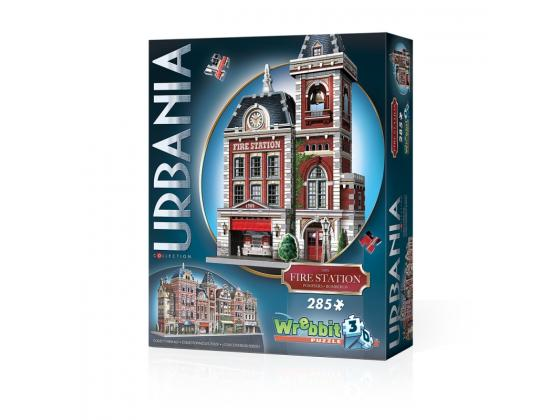 Urbania Collection - Fire Station 295Pc