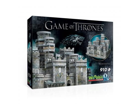 Game Of Thrones Winterfell 910Pc