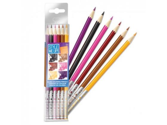 Bling Coloring Pencils