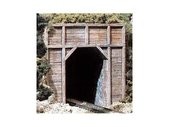 Timber Portals (Two) Single Track