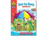 Dot-To-Dots Numbers Ages 4-6