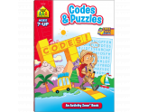 Codes & Puzzles Ages 7 & Up