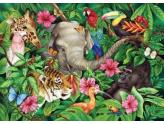 Tropical Friends 60Pc