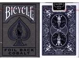 Foil Pack Cobalt Playing Cards