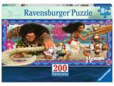 Moana's Adventure 200Pc