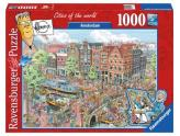 Cities Of The World Amsterdam 1000Pc