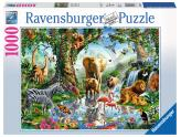 Adventures In The Jungle 1000Pc