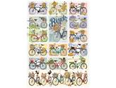 Bicycles 1000Pc