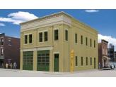 Two Bay Fire Station Kit