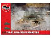 T34-85 112 Factory Production 1/35