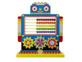 Robot Count N' Spin Abacus